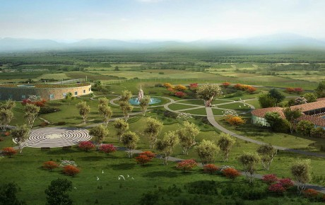 ILLUM is an eco-healing retreat bridging the gap between healing facility, spiritual center and pampering sanctuary.